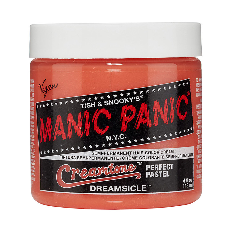 Manic Panic Classic Creamtone Dreamsicle