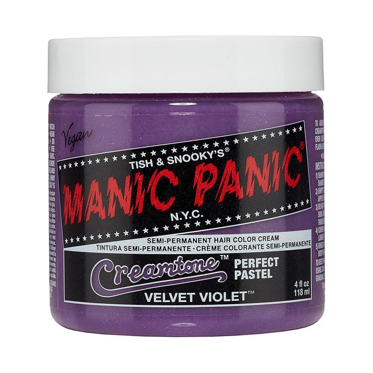 Velvet Violet - Creamtone