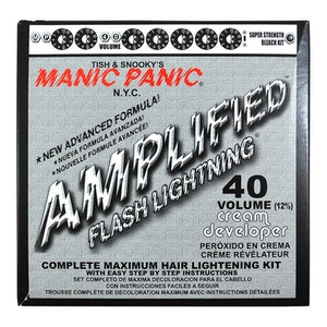 Manic Panic Flash Lightning 40 VOL (12%)