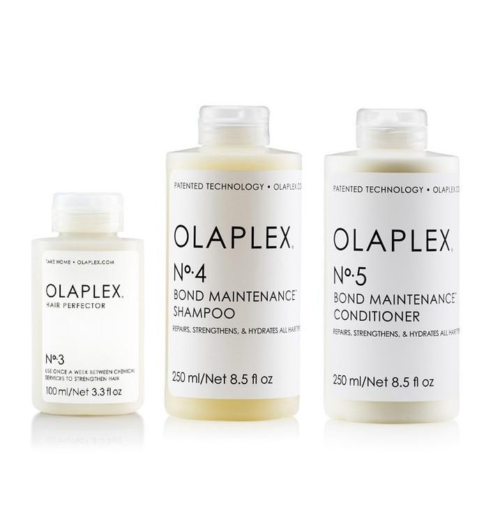 Olaplex,Vårdande Kit. No3,No4 & No5