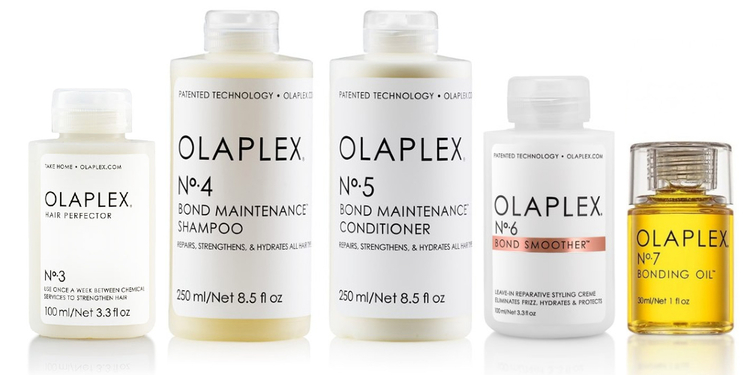 Olaplex , Kit. No 3+ No 4+ No 5+ No 6+No7