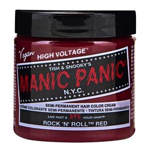 Manic Panic Classic, Rock'n'Roll  Red
