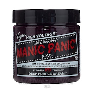 Manic Panic Classic, Deep Purple Dream