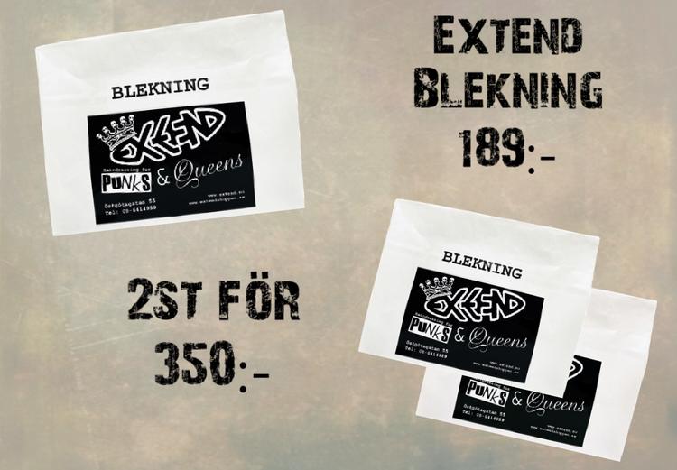 Extend Blekning 9%