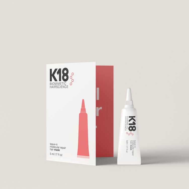K18 Leave-in Molecular repair mask 5 ml