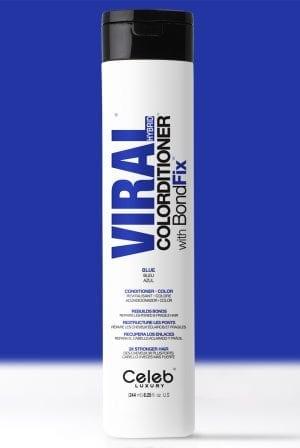 Viral Hybrid Colorditioner Blue