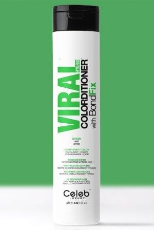 Viral Hybrid Colorditioner Green
