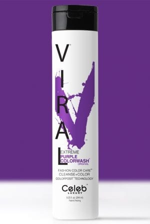 Viral Colorwash Schampo, Extreme Purple