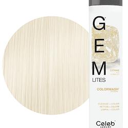 Gem Lites Schampo, Citrine Pale Blonde Glo