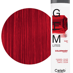 Gem Lites Schampo, Ruby Red