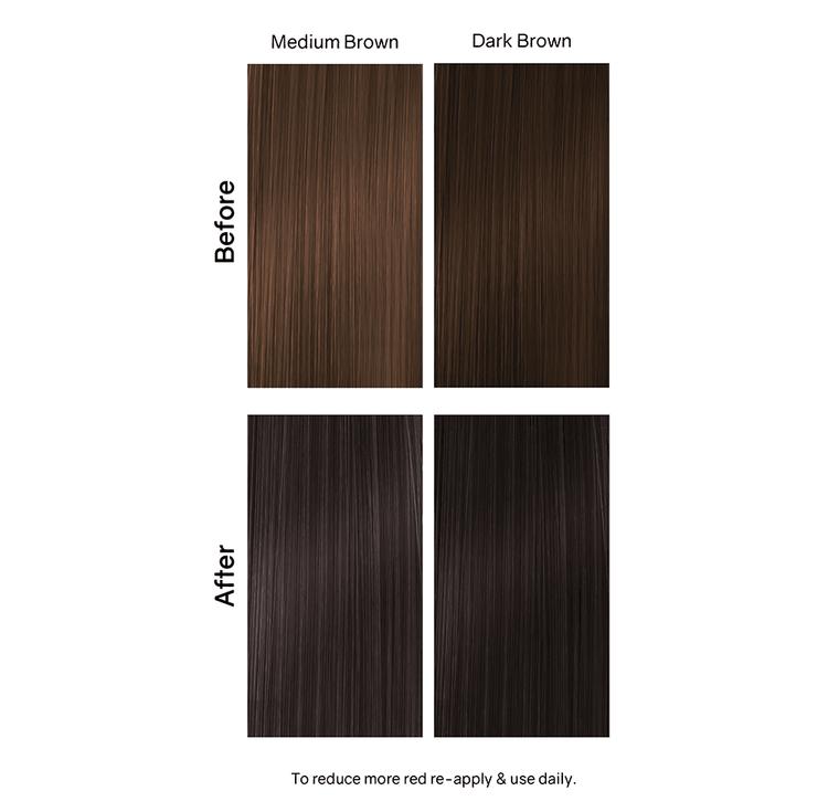 Gem Lites Colorditioner Brown Tahitian Pearl. Eliminates unwanted red244 ml