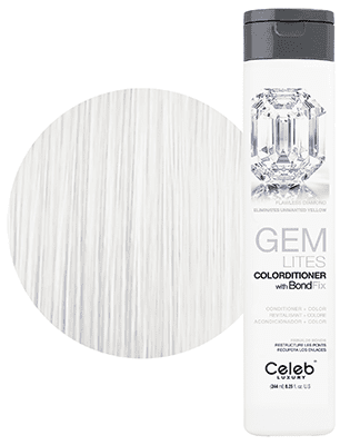 Gem Lites Colorditioner Flawless Diamond.  244 ml