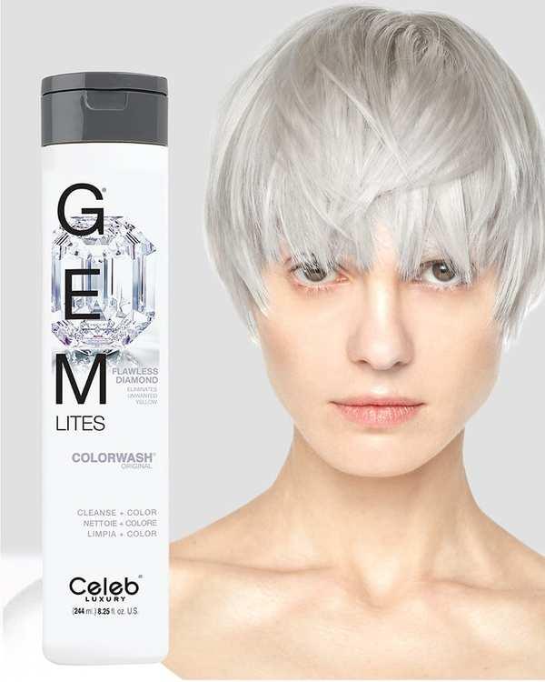 Gem Lites Colorditioner Flawless Diamond.  244 ml