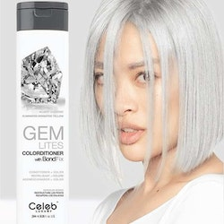 Gem Lites Colorditioner Silvery Diamond. Eliminates Unwanted Yellow 244 ml