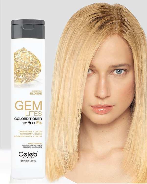 Gem Lites Colorditioner Sunstone Blonde 244 ml