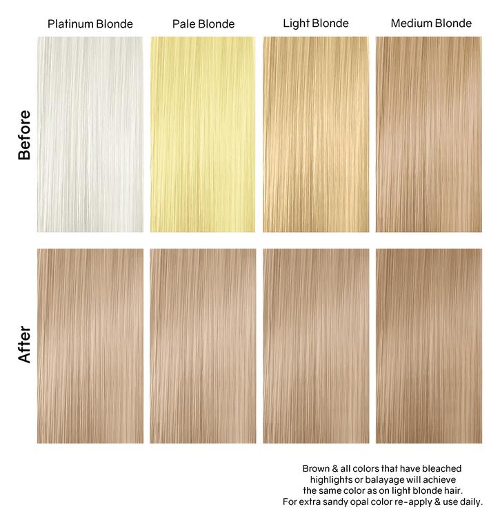 Gem Lites Colorditioner Sandy Opal Sandy Blonde 244 ml