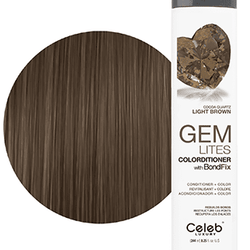 Gem Lites Colorditioner Cocoa Quartz Light Brown 244 ml