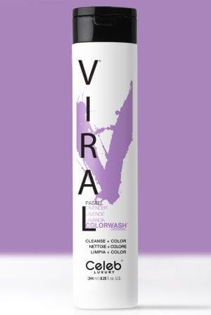 Viral Colorwash Schampo, Pastel Lavender