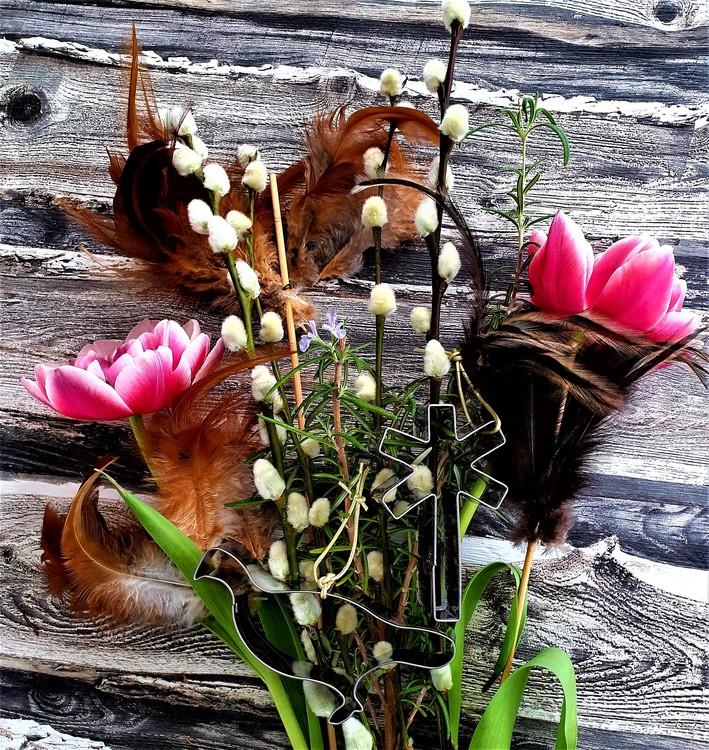 Blomma pepparkaksform
