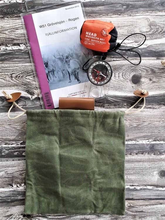 Hip bag - Naturgrön