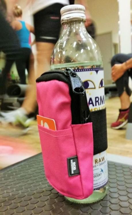BOB Bag on Bottle Rosa