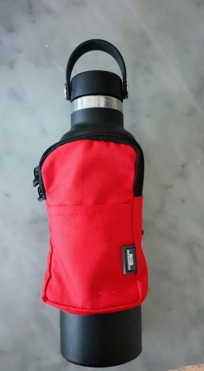 BOB Bag on Bottle Röd