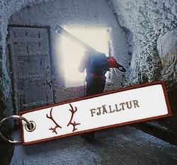 FJÄLLTUR Nyckelring/Tag