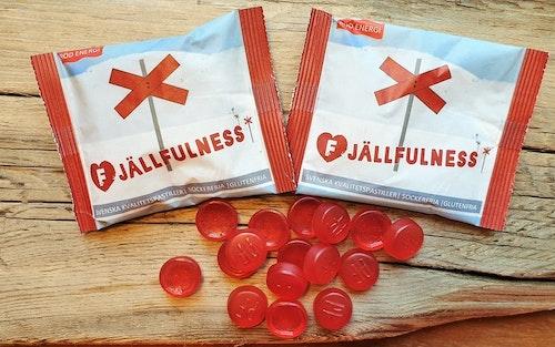 FJÄLLFULNESS PASTILLER