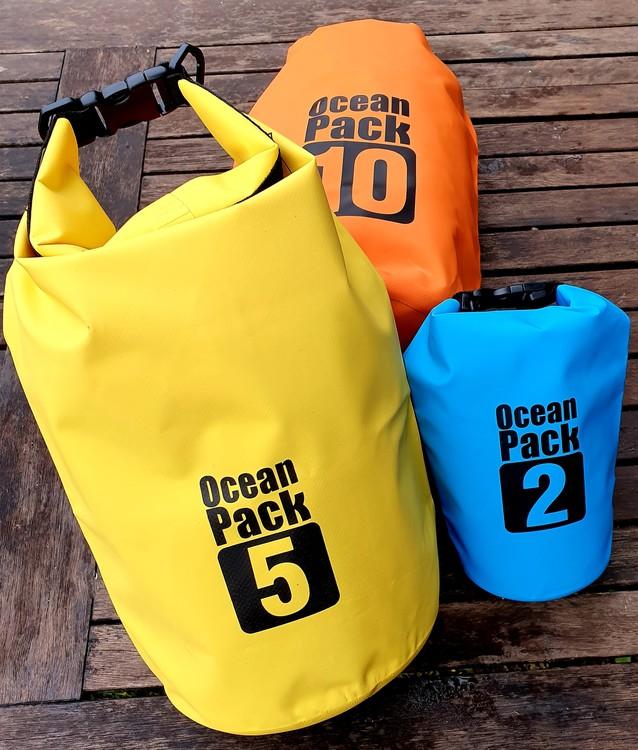Vattentät packpåse - 2 liter