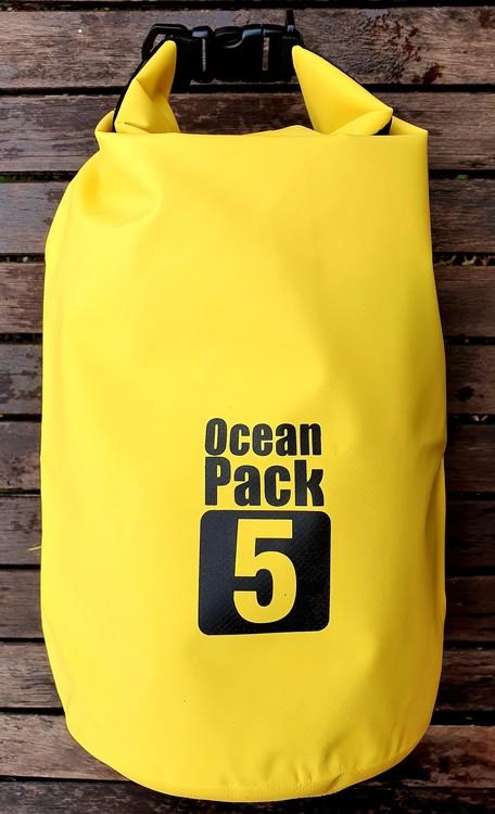 Vattentät packpåse - 5 liter