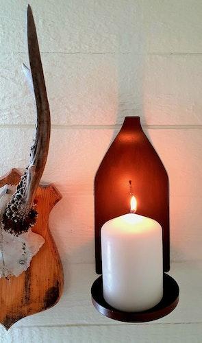 Ljushållare/Lampett Skidspets - Retro