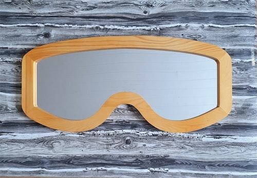 Skidglasögon/Googels - Silver