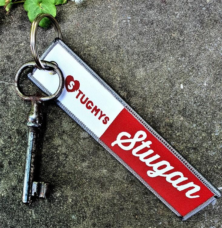 Stugan Nyckelring/Tag
