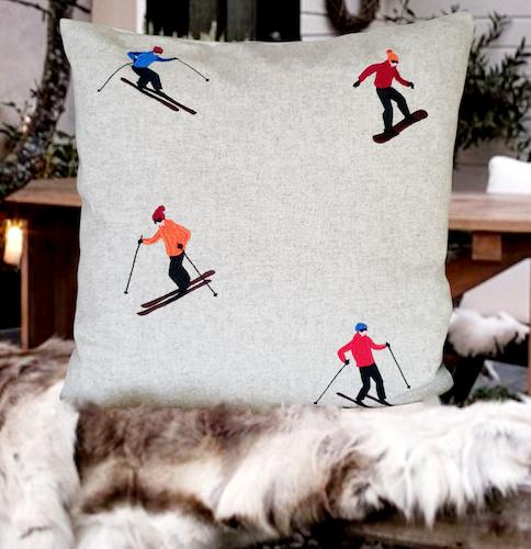 Åka skidor/snowboard