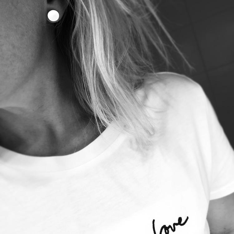 """Örhängen """"Dot"""""""