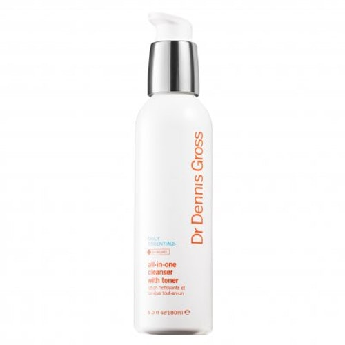 All in One cleanser With Toner