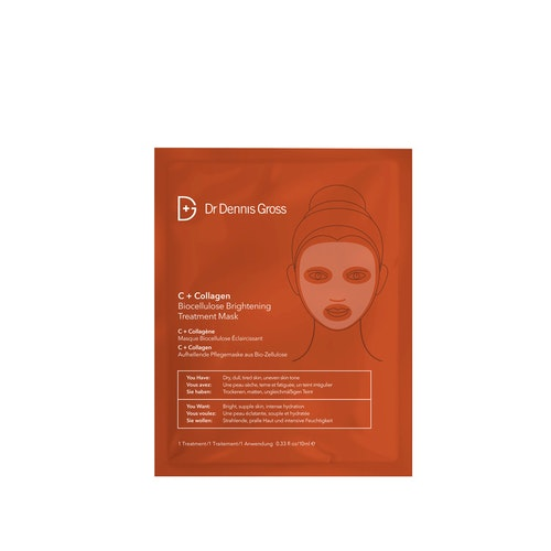 Dr Dennis Gross C+ Collagen Brightening Treatment Mask