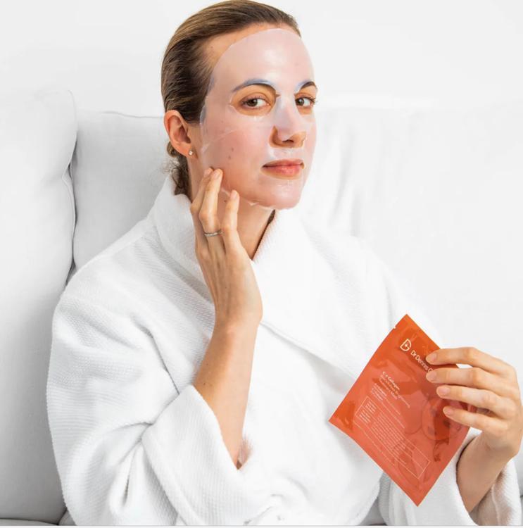 Dr Dennis Gross C+ Collagen Brightening Treatment Mask