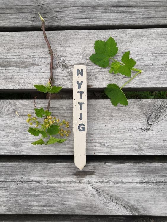 Odlingspinne NYTTIG