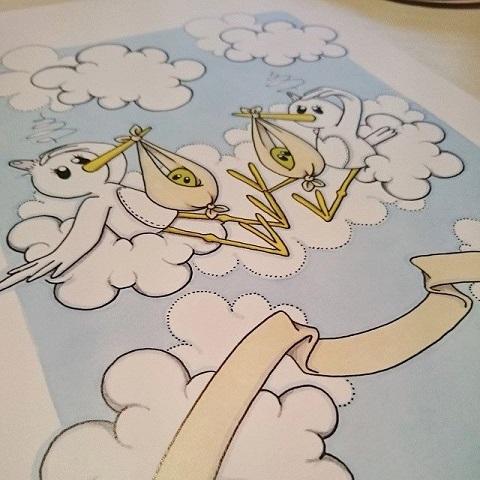 Doptavla tvillingar: Storkkrock