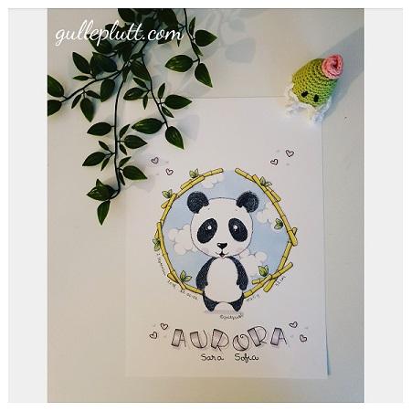 Doptavla: Pandan
