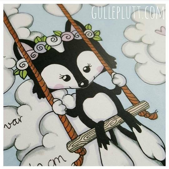 Doptavla: Gungande Skunken, juni