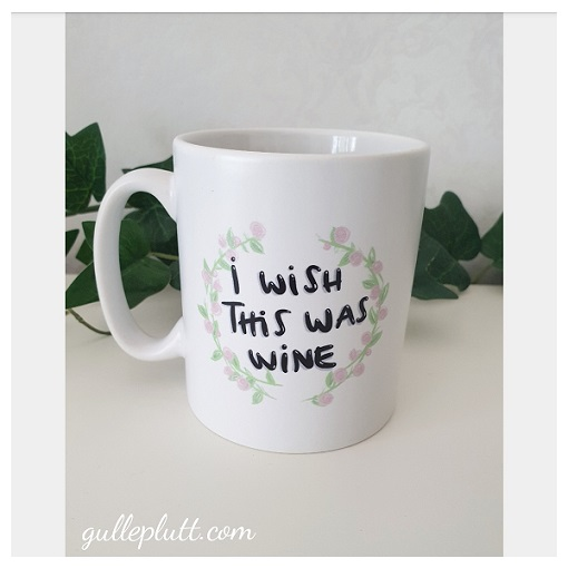 Mugg, Wish this was wine