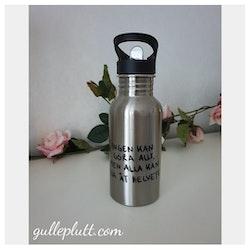 Vattenflaska, Helvete Silver