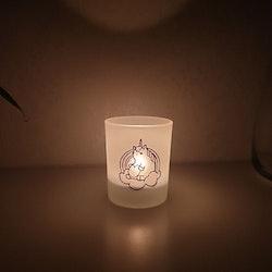 Frostad Ljuslykta, Arga Enhörningen (Klumparna)