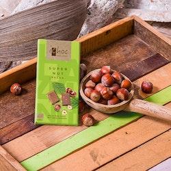iChoc Mjölkfri Choklad, Super Nut 80g, Eko