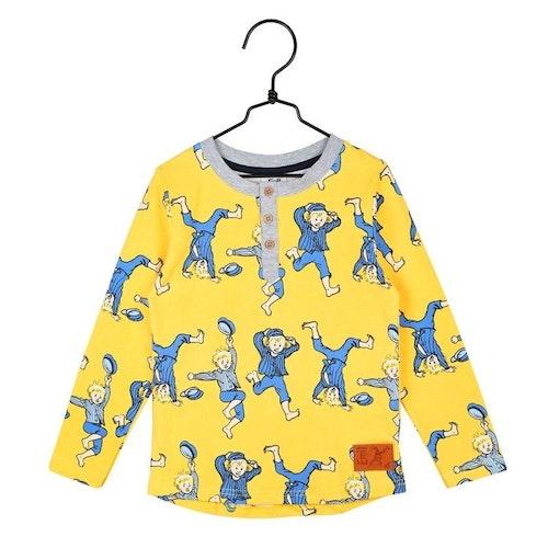 Emil i Lönneberga tröja gul
