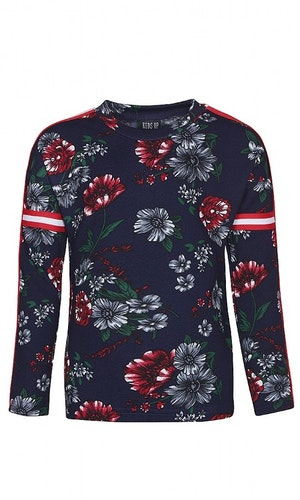 Kidsup Leah tröja blommig