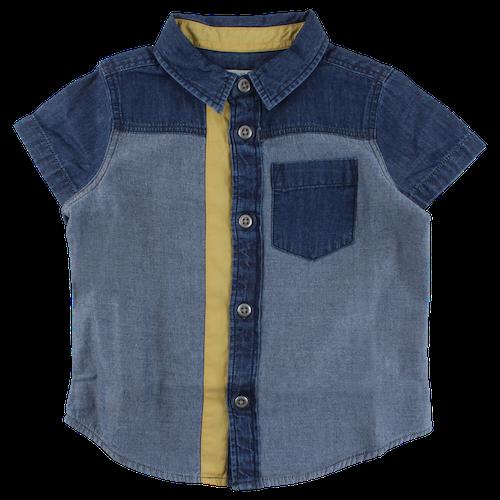 Small rags skjorta