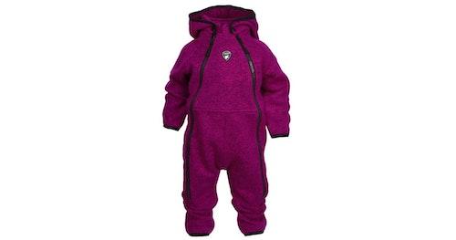 Lindberg Bormio Baby Overall Cerise